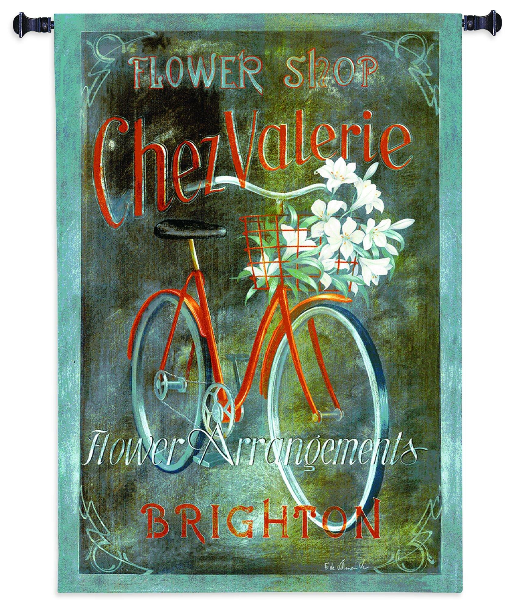 One Allium Way Chez Valerie Tapestry Wayfair