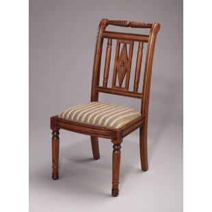 Epley Side Chair (Set of 2) Astoria Grand