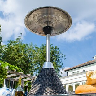 Outdoor Electric Patio Heater Image