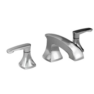 American Standard Copeland Widespread Bathroom Faucet with Drain Assembly