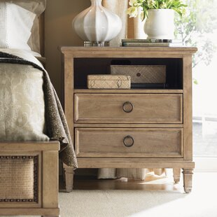 Monterey Sands 2 Drawer Nightstand