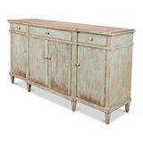 Theo 67 Wide Pine Wood Sideboard by Sarreid Ltd