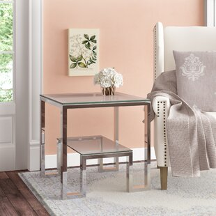 Great Price Ellesmere End Table by Willa Arlo Interiors