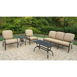 Bosch 5 Piece Sofa Set with Cushions