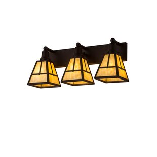 Loon Peak Youngquist 3-Light Vanity Light
