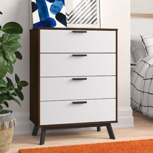 Zipcode Design Sheyla 4 Drawer Chest