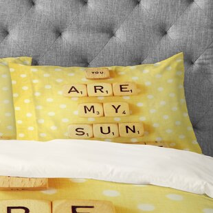 Happee Monkee You Are My Sunshine Pillowcase