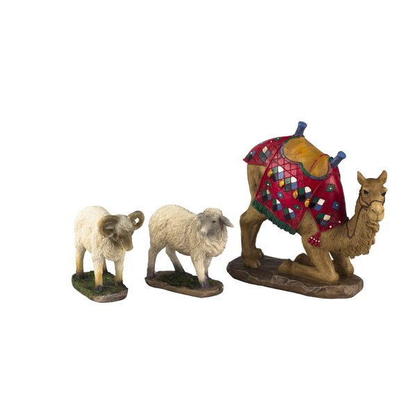 Shepherd Nativity Set Wayfair