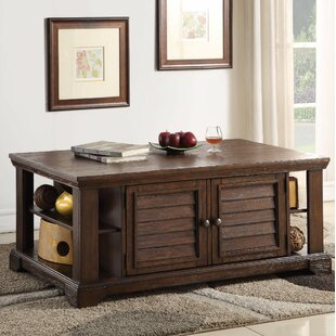 Chang Lovely Coffee Table with Storage