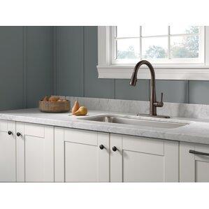Bronze Kitchen Faucets bronze kitchen faucets you'll love | wayfair