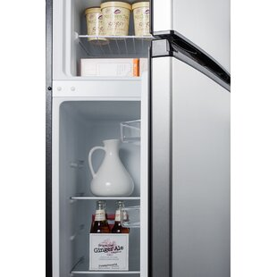 7.1 cu. ft. Compact Refrigerator with Freezer