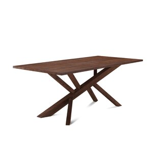 Ivy Bronx Mauch Tree Dining Table