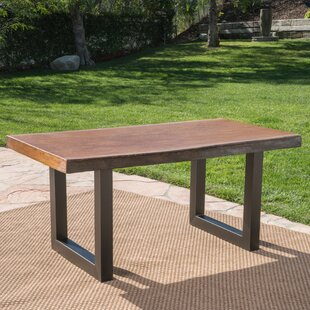 Beloit Stone/Concrete Dining Table by Foundry Select