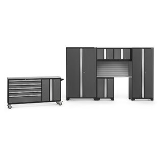 Bold 3.0 7 Piece Complete Storage System by NewAge Products