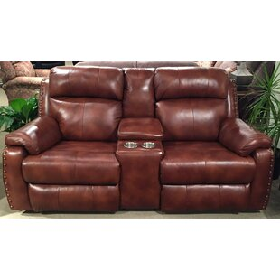 Shop Blue Ribbon Reclining Reclining Loveseat by Southern Motion