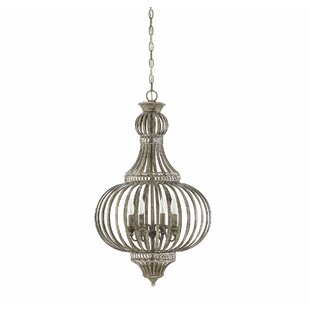 Affordable Botsford 4-Light Globe Chandelier By Bungalow Rose