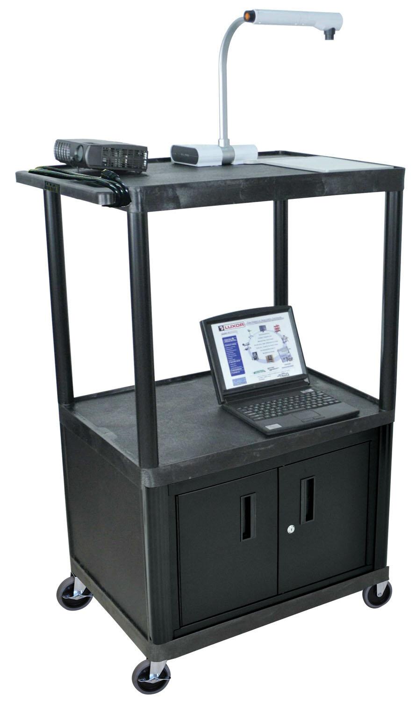 Offex Endura Shelf Av Cart Wayfair