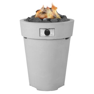 Buy Sale Price Lisa Polyresin Propane Fire Pit