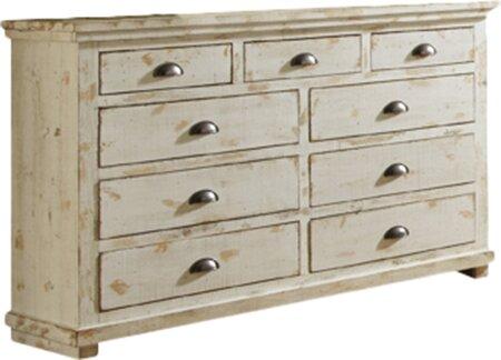 Castagnier 9 Drawer Dresser