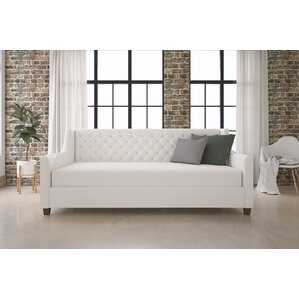 Upholstered Daybed daybeds you'll love | wayfair