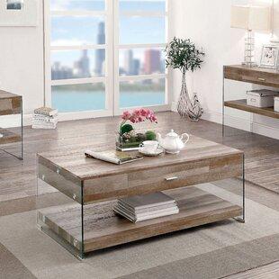 Trent Austin Design Guero Contemporary Coffee Table