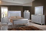 Maplewood Sleigh 6 Piece Bedroom Set by Rosdorf Park