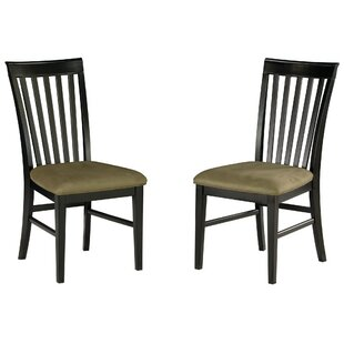 Vadlamudi Solid Wood Dining Chair (Set of..