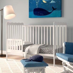 Rucker 2-in-1 Convertible Crib by Viv + Rae