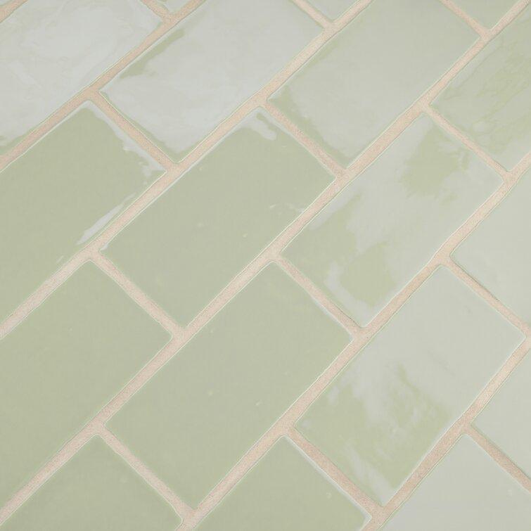 "Chester 3"" x 6"" Ceramic Stone Look Subway Tile"