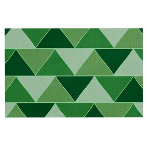 Catherine McDonald 'Emerald City' Decorative Doormat
