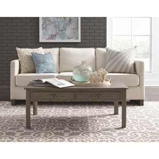 Inexpensive Fernville Coffee Table with Storage by Darby Home Co Reviews (2019) & Buyer's Guide