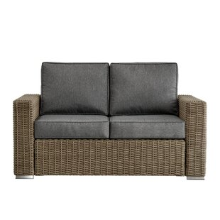 Darby Home Co Rathdowney Loveseat with Cushions