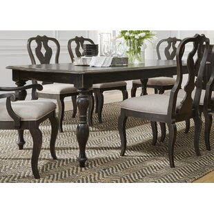 Darya 7 Piece Extendable Dining Set DarHome Co