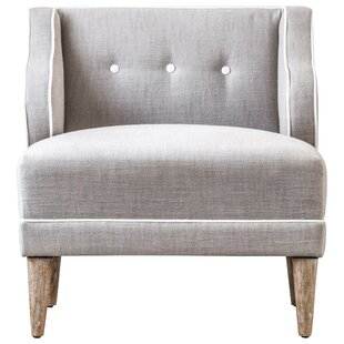 Chaput Armchair by Gracie Oaks
