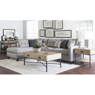 Mirabelle Reversible Sectional