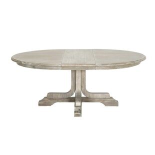 Quist Round Extension Dining Table by One Allium Way