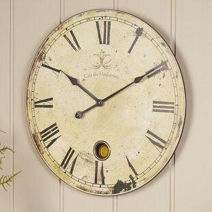 Review Oversized Wall Clock by Birch Lane™