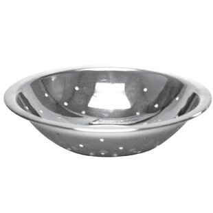 Perforated Stainless Steel Mixing Bowl (Set of 4)