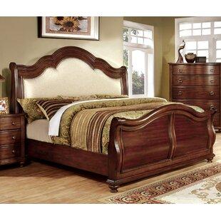 Harrelson Upholstered Platform Bed