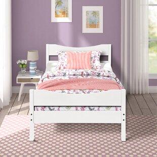 Earle Twin Platform Bed by Harriet Bee