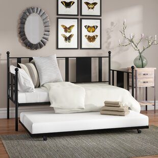 Laurel Foundry Modern Farmhouse Glade Park-Gateway Twin Daybed with Trundle