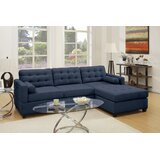 Brownett 66 Left Hand Facing Modular Sofa & Chaise (Set of 2) by Latitude Run®