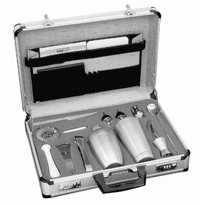 Carl Mertens 14 Piece Newport Bar Case Set