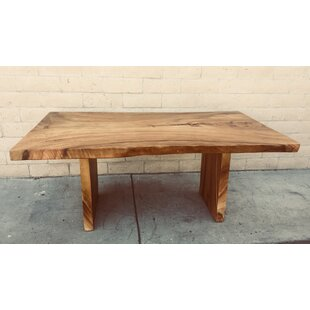 Best Reviews Begaye Solid Wood Dining Table ByFoundry Select