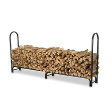 Steel Log Rack by Plow & Hearth