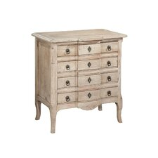 4 Drawer Commode Standard Chest by Hekman