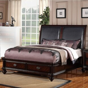 Balnamore Upholstered Storage Panel Bed by Canora Grey