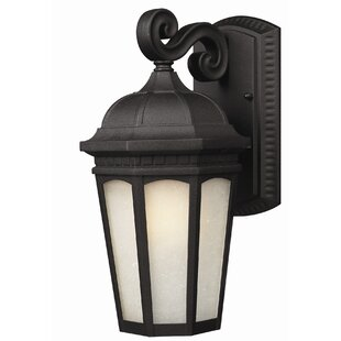 Laceyville Outdoor Wall Lantern by Charlt..