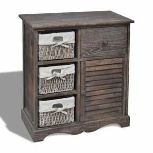 Annmarie 4 Drawer Combi Chest By Bloomsbury Market