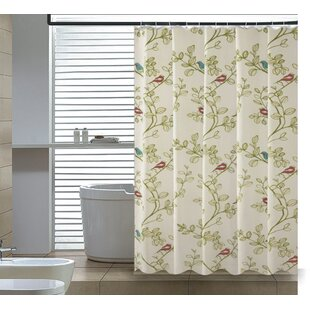 Price comparison Bonnie Shower Curtain By August Grove